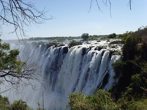 cc image of victoria falls courtesy of ebel on Flickr