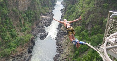 Bungee at Victoria Falls ccImage courtesy of On the Go Tours on Flickr