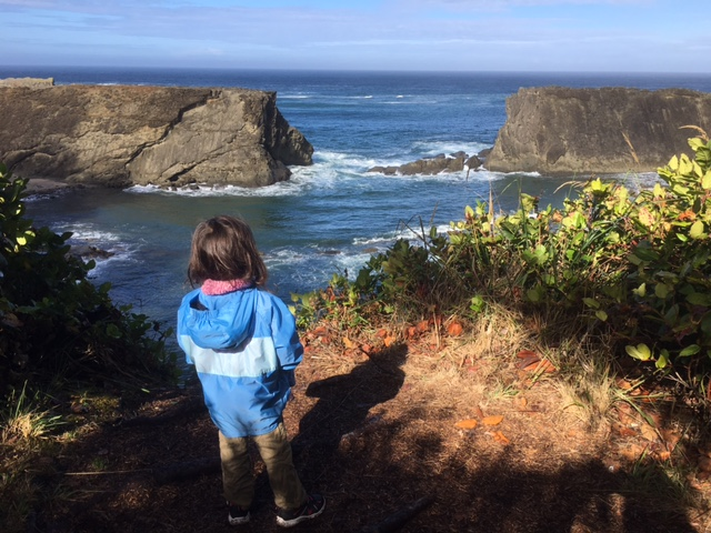 Sophia and the Pacific