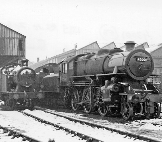 Swindon's railway works for the Great Western Railway by Ben Brooksbank [CC-BY-SA-2.0 (http://creativecommons.org/licenses/by-sa/2.0)], via Wikimedia Commons
