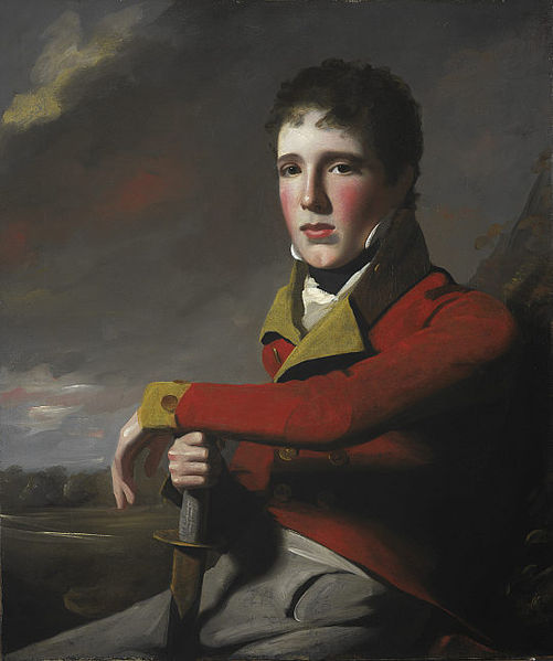 Gregor MacGregor By George Watson (†1837).Tvwatch at de.wikipedia [Public domain], from Wikimedia Commons