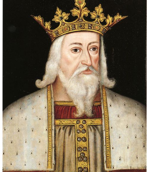 King Edward III - By See description on linked site [Public domain], via Wikimedia Commons