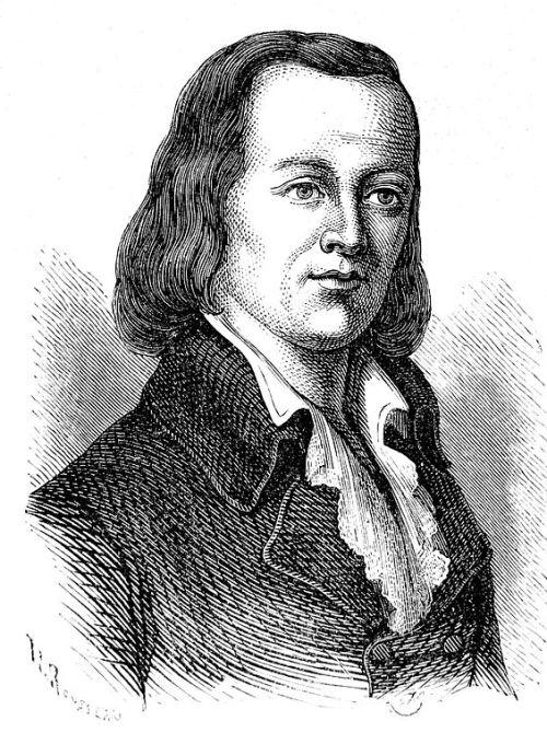 Claude Chappe By H. Rousseau, Augustin Challamel, Desire Lacroix [Public domain or Public domain], via Wikimedia Commons