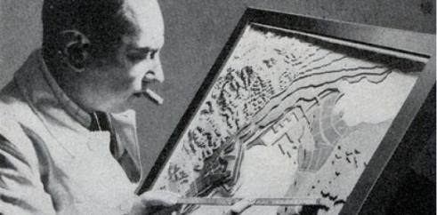 Herman Sörgel - the inspiration behind the project
