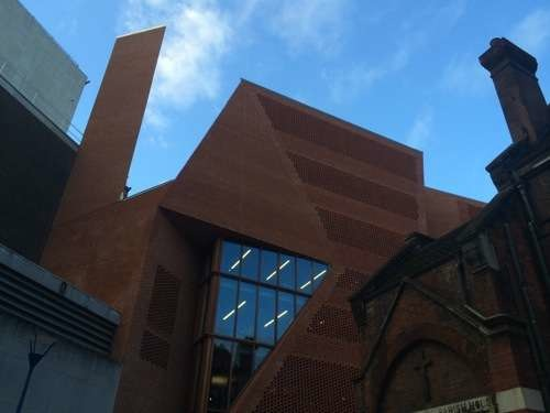 The LSE's Saw Swee Hock Student Centre
