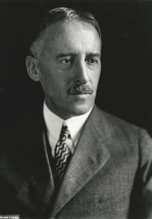 Henry Stimson, 45th US Secretary of War By Harris & Ewing [Public domain], via Wikimedia Commons