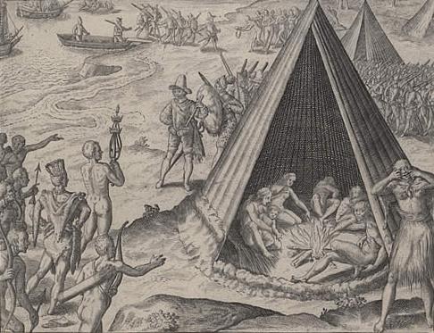 Francis Drake in California, 1579