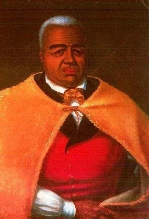 King Kamehameha I of Hawaii