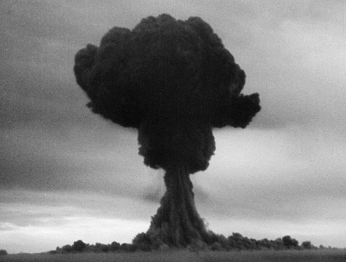 First Soviet Atomic test, Joe One or Lightening One