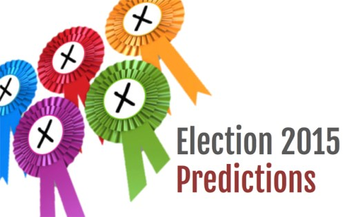 Election 2015 predictions
