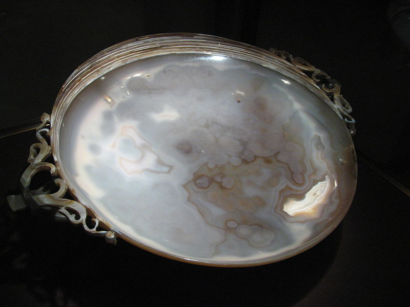 The Agate Bowl By MyName (Gryffindor) (Own work) [Public domain], via Wikimedia Commons