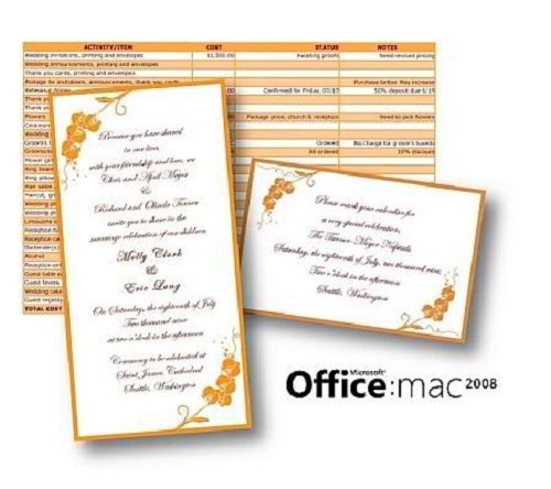 Wedding Invitation Software Free wblqualcom