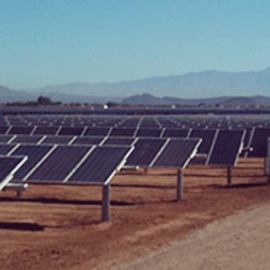 Public Utility Solar Energy in Tuscon, AZ
