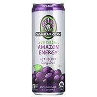 Sambazon Organic Amazon Energy Drink 1