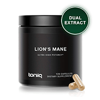 Toniiq Ultra High Strength Lions Mane Extract
