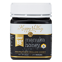 Happy Valley Umf 18 Genuine New Zealand Manuka Honey
