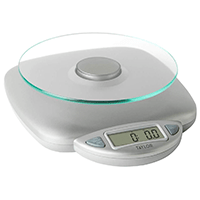 Taylor Precision Products 3842 Digital Glass Top Kitchen Scale