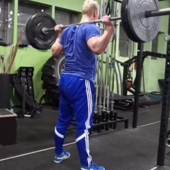 jon jones squat
