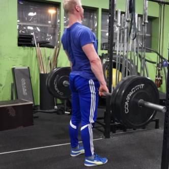 jon jones workout deadlift