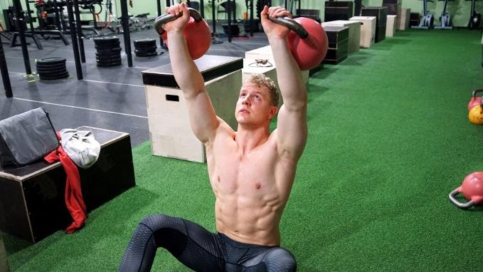 joe rogan workout routine with kettlebells