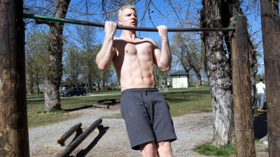chin ups for long head of biceps