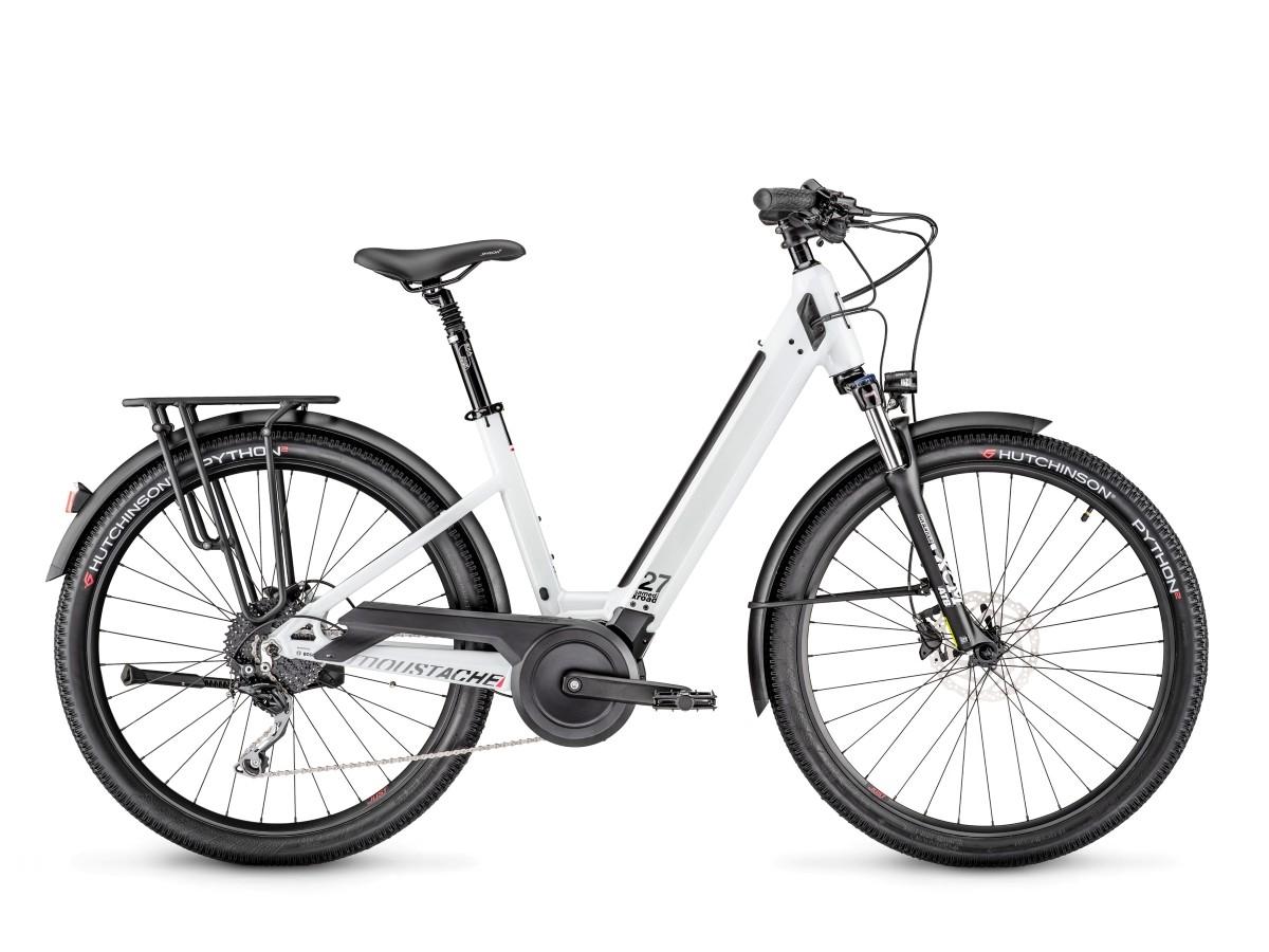 Bicicleta Electrica Polivalente Moustache Samedi 27 Xroad