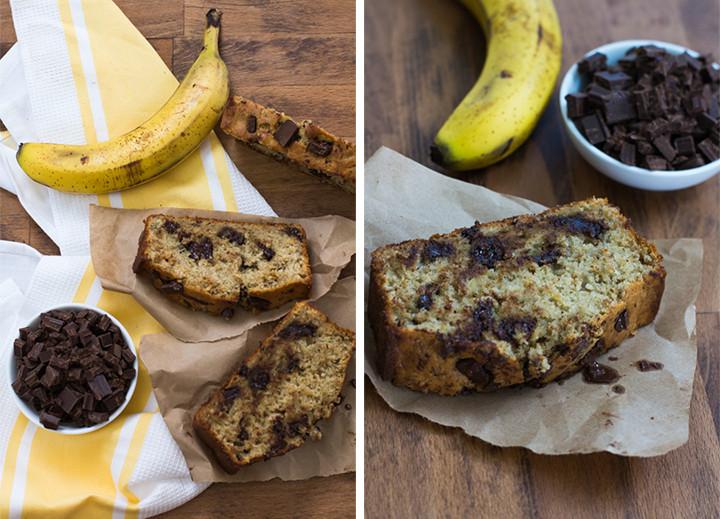 BANANA BREAD vai comer o que #banana #bolo #vaicomeroque