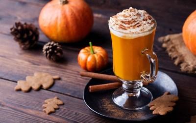 Latte de calabaza y especias mejor que el de Starbucks