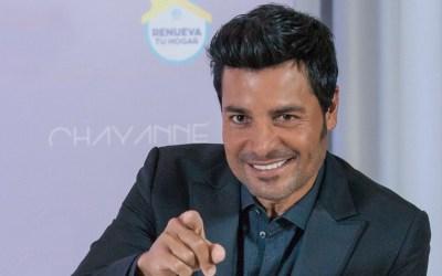 Chayanne es elegido el hombre más sexy del 2021