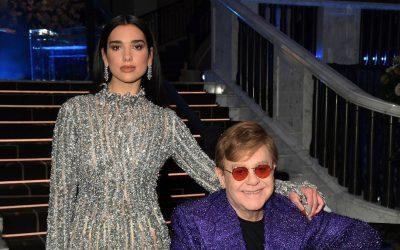 """Elton John y Dua Lipa se unen para la canción """"Cold Heart"""""""
