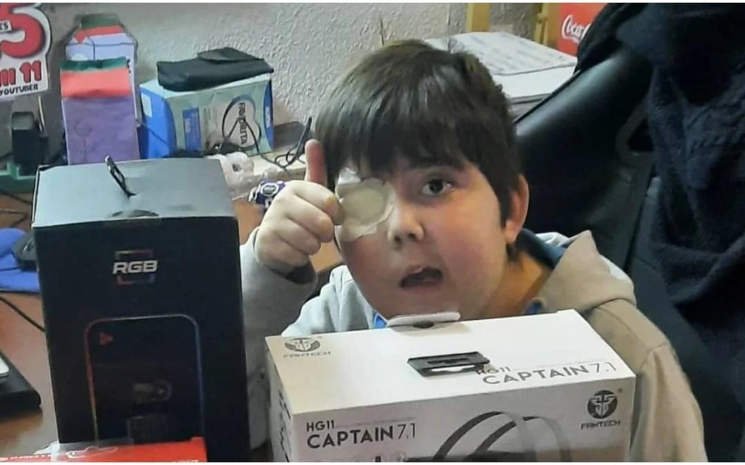 Murió Tomiii 11, el querido niño youtuber
