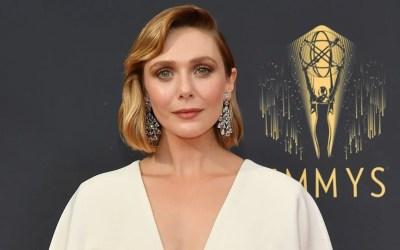 Elizabeth Olsen, usa vestido diseñado por sus hermanas en premios Emmy