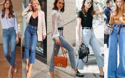 Tipos de jeans que puedes llevar a la oficina sin dejar de lucir elegante