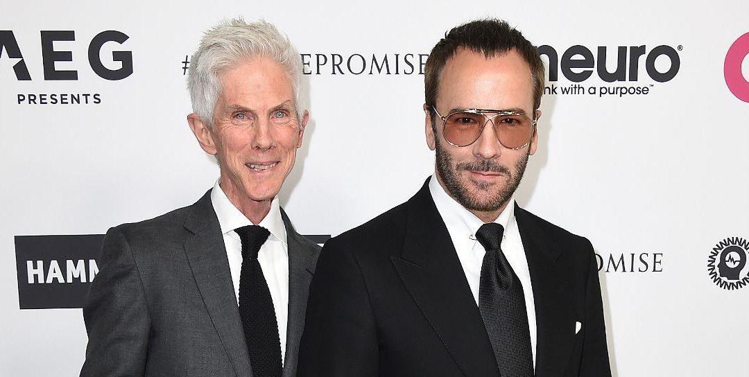 Fallece esposo del diseñador Tom Ford a los 72 años
