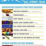 Street Team's 2014-15 Winter Calendar of Events