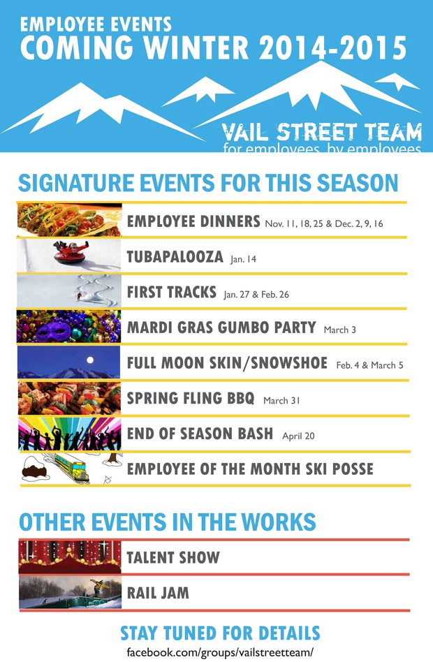 14-15 street team events