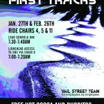 Employee First Tracks Dates