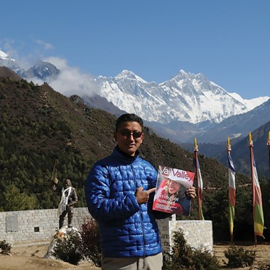 Nepal Mt Everest Vail Valley Magazine