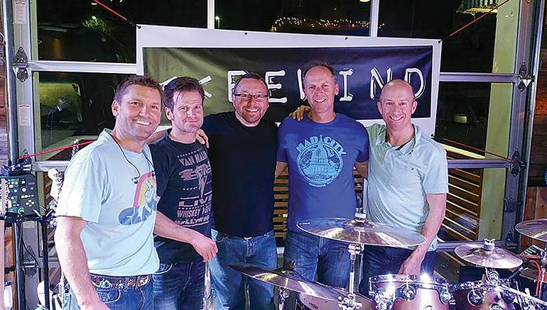 Eagle Music Festival Rewind Band