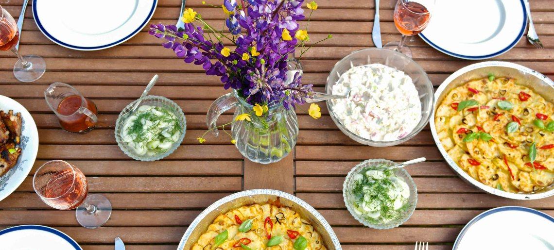 Pohjaton perunapizza (rosé + pottu + ahven osa 2)