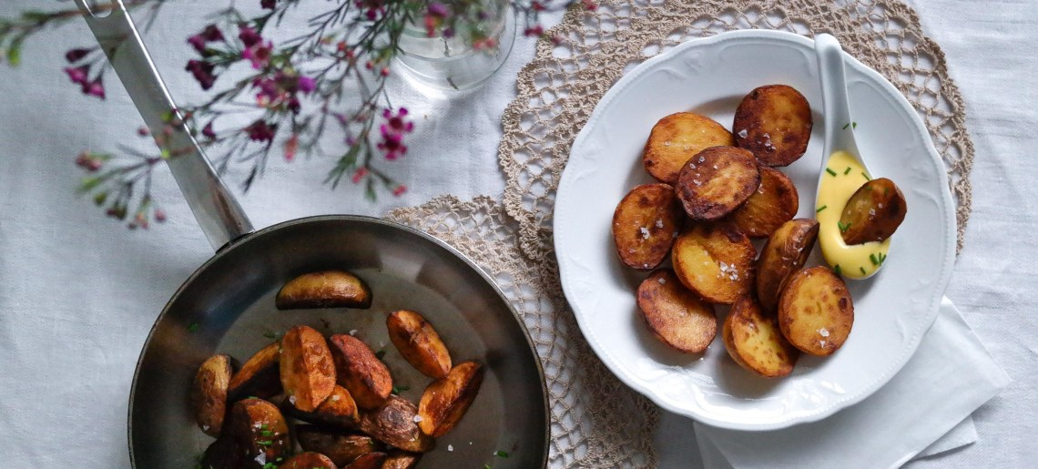 Salt and vinegar -potut