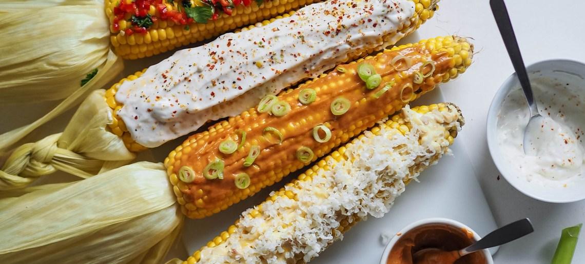 Maissi x 4 maustamistapaa
