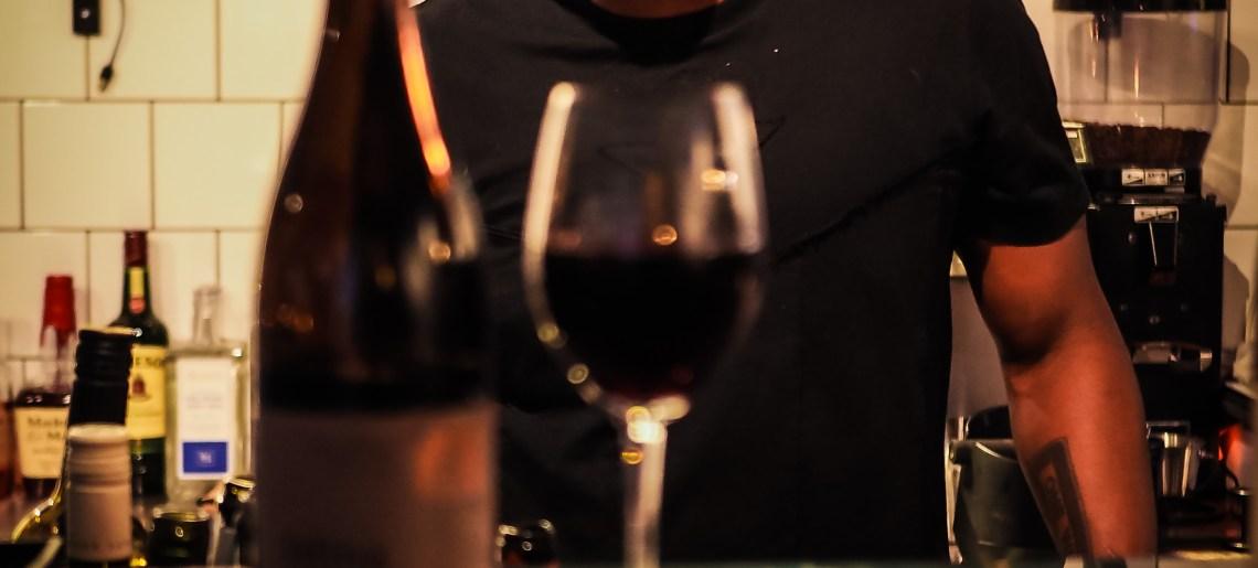 Löytö: Viinibistro Sidney's Vallila