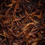 paahdettu sipuli