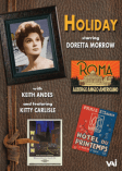 HOLIDAY starring Doretta Morrow & Keith Andes (DVD)