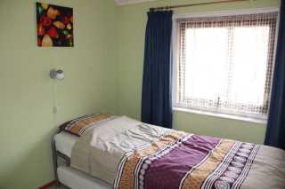 Slaapkamer met 1 of 2 bedden