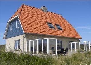 Vakantiehuis Pallieter Vlieland