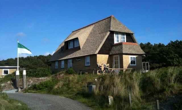 Vakantiehuis bos en zeezicht  Vlieland