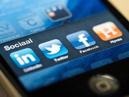 Lanterfanteren en Facebooken