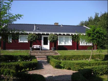 Vakantiehuis Red Cadar Den Helder